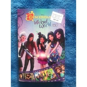 ⚡️Descendants Wicked World Vol 4 | Comic Book